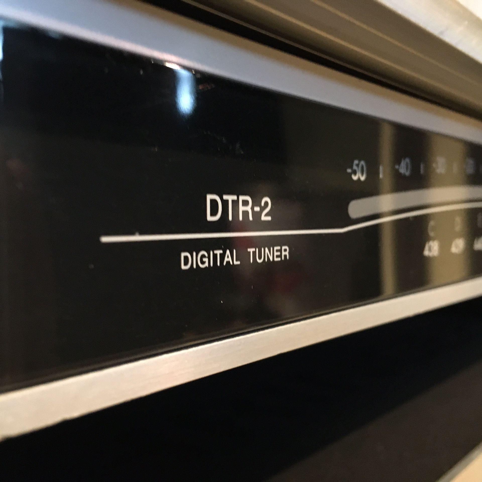 ToneWorks DTR-2 instrument tuner