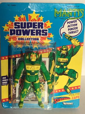 """VINTAGE 1985 DC COMICS """"MANTIS"""" Still SEALED IN ORIGINAL PACKAGING MOC for Sale in Columbia, PA"""