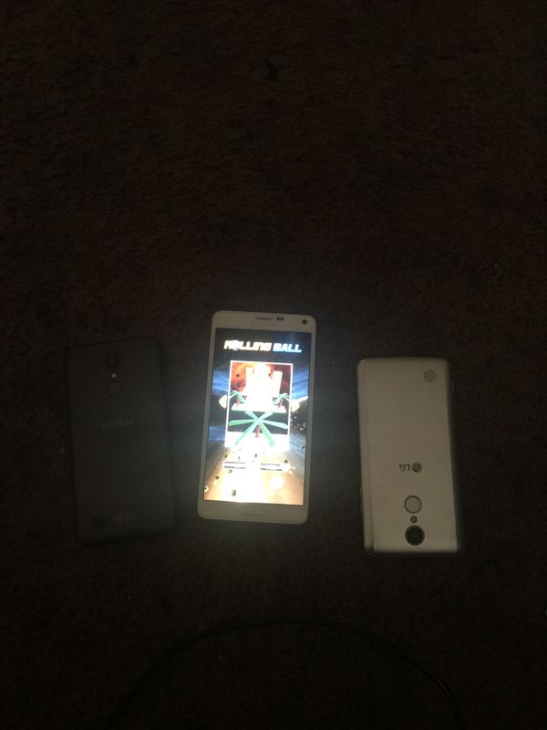58a0101cbd2c76 Phones t mobile,metro,cricket-40 white -cricket 20-Astro 20-got lock  bracable for Sale in Tampa, FL - OfferUp