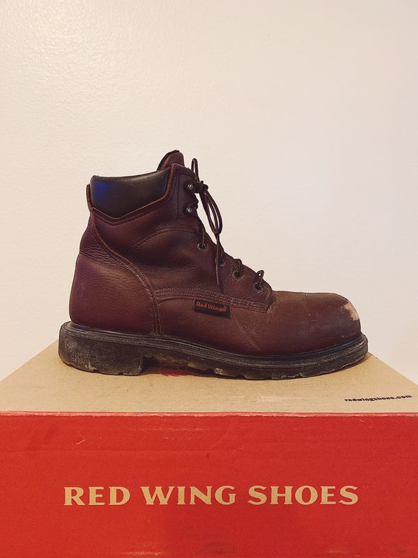 be93765f714 New and Used Red wing boots for Sale in San Mateo, CA - OfferUp