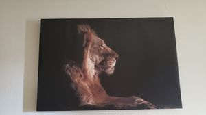 Lion wall decor for Sale in Washington, DC