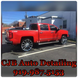 Mobile Detailing for Sale in Wake Forest, NC