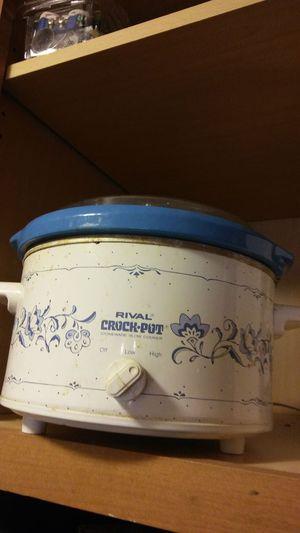 Crock pot for Sale in Washington, DC