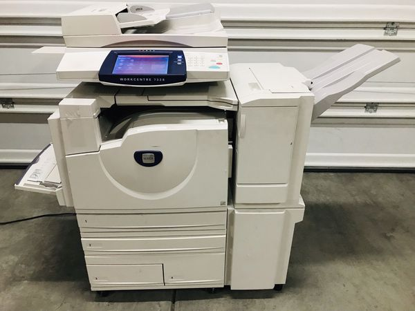 Xerox Workcentre Pro 7328 Color Copier Multifunction Printer Scanner to  E-mail Fax PARTS for Sale in Las Vegas, NV - OfferUp