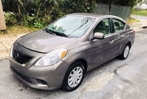 $1700 Firm •• 2012 Nissan Versa •• Vehicle Needs Work for Sale in Brentwood, MD