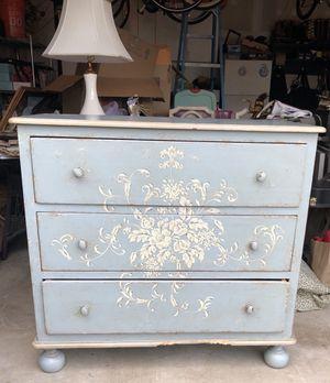 Three drawer dresser for Sale in Fairfax, VA