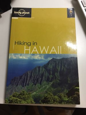 Hiking in Hawaii by Lonely Planet for Sale in Los Angeles, CA