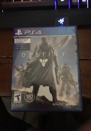 Destiny Ps4 for Sale in Miami, FL