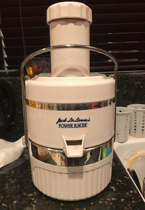 juice extractor for Sale in La Puente, CA