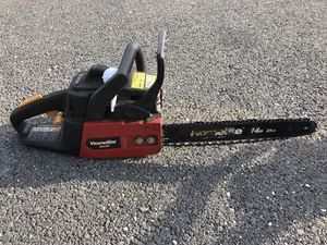 Chainsaw and leaf blower for Sale in Paeonian Springs, VA
