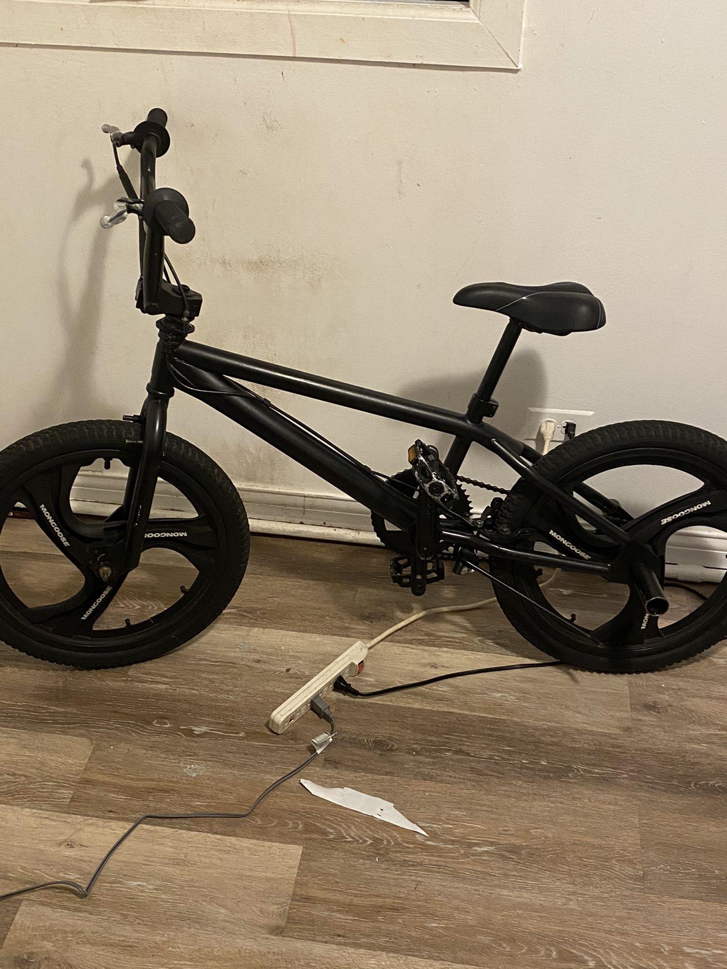 Mongoose Bike!