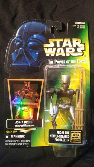 Star Wars Action Figure - ASP-7 Droid for Sale in Salt Lake City, UT