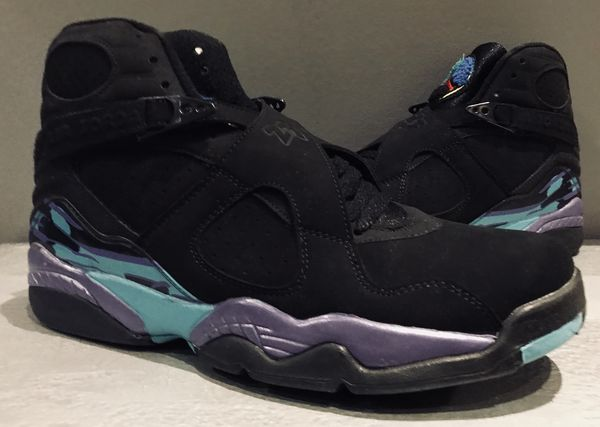9ab4a76393a NIKE AIR JORDAN 8 OG '93 RELEASE AQUA, DS SZ 11 for Sale in Naperville, IL  - OfferUp