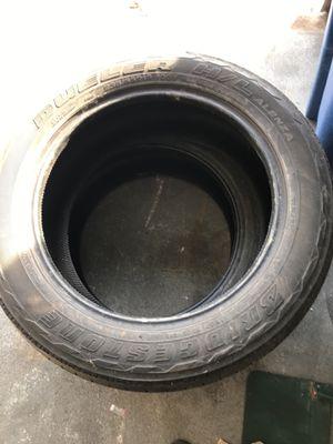 2 Bridgestone tires - 235/55 R18 for Sale in South Riding, VA