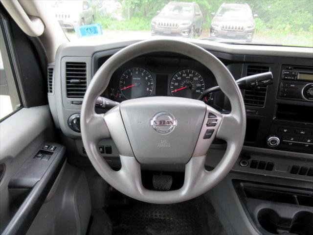 2012 Nissan Nv Fleet