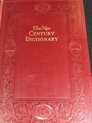 The New Century Dictionary for Sale in Tampa, FL