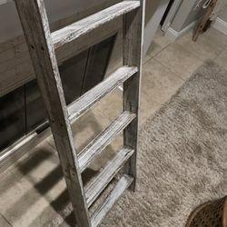 Decorative Wood Ladder Thumbnail