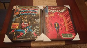 Marvel collectible art frame for Sale in Bethesda, MD