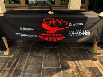 Banners decals and shirts Thumbnail