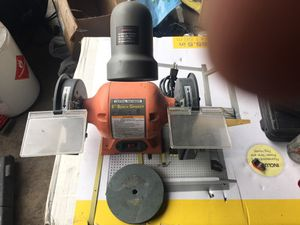 """6"""" bench grinder for Sale in Baltimore, MD"""