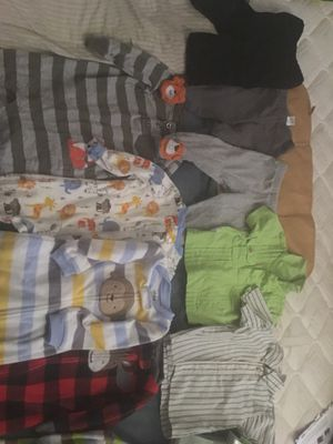 Baby boy clothes, used for sale  Tulsa, OK