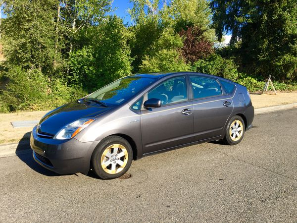 2007 Toyota Prius Hybrid Super Clean Inside And Out Runs Great For In On Wa Offerup
