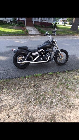 2011 Harley Dyna Street Bob for Sale in Columbus, OH