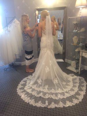 Essence Of Australia Wedding Dress For In Chandler Az