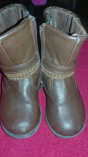 fa9708a9135 New and Used Girls boots for Sale in Rancho Cucamonga, CA - OfferUp