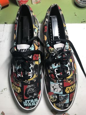 cfc0b133e78c VANS STAR WARS ERA CLASSIC REPEAT SKATE SNEAKER LIMITED EDITION for Sale in  Lake Bluff