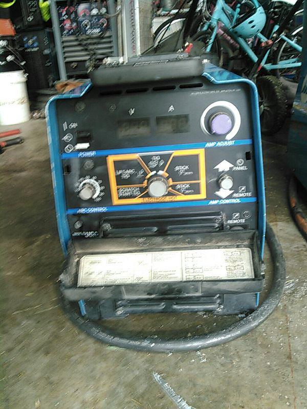 Xmt 304 DC inverter arc welder for Sale in Lakeside Park, KY - OfferUp