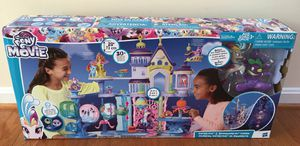 My Little Pony Castle with Light-Up Tower ** New in Box ** for Sale in Ashburn, VA