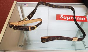 Louis Vuitton Dog Collar and Leash for Sale in Kissimmee, FL