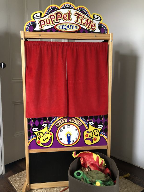 Puppet Theater and puppets for Sale in Snohomish, WA - OfferUp