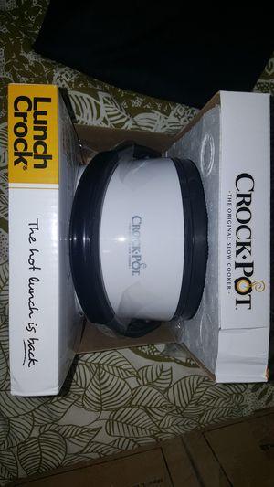 CROCKPOT Lunch box Carryon Crock NEW for Sale in Washington, DC