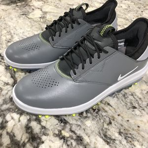 NEW! Nike Air Zoom Direct Men's Golf Shoes Cool Grey/White 923965-002 Size 8.5 for Sale in Alexandria, VA