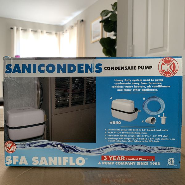 Hookup New Baldwin Park: Brand New Mini Split AC Condensate Removal Water Pump For
