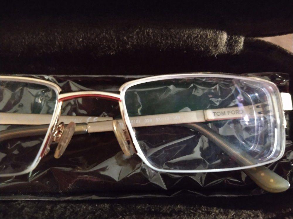 Bran New Tom Ford prescription glasses