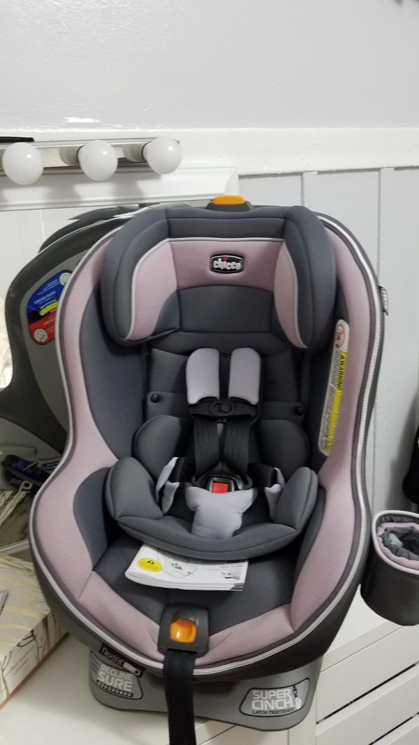 Chicco Nextfit Zip Ix Convertible Car Seat Lavander