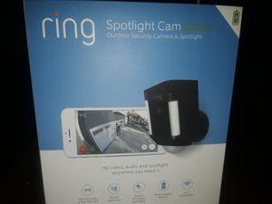 Ring Spotlight Cam Battery for Sale in Laveen Village, AZ