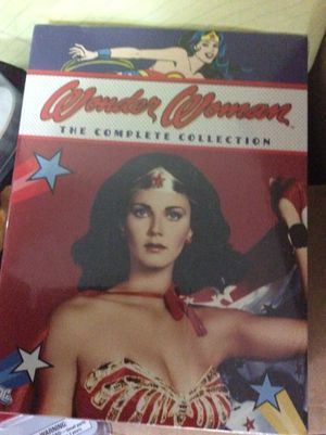Wonder Woman DVD for Sale in San Francisco, CA