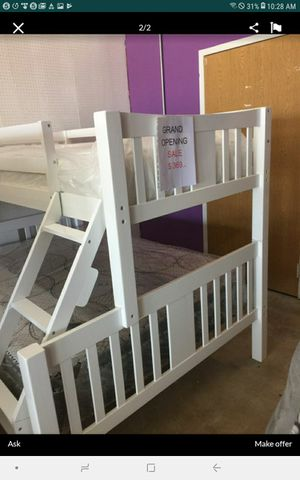 Photo Furniture bunk bed Finance available down payment $291456 North Beltline Road Garland Texas 75044