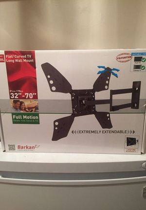 Full Motion TV Wall Mount for Sale in Washington, DC