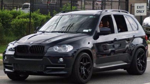 bmw x5 e70 2008 4 8l v8 black interior brown for sale in mount