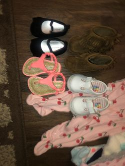 Baby girl Clothes  Thumbnail