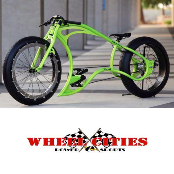 Custom Build Vintage Beach Cruiser Bike