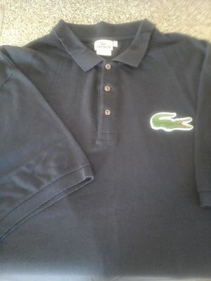 494f5387bb1e Brand New Designer Authentic LACOSTE 4XL   11R Short Sleeve Shirt for Sale  in Springfield