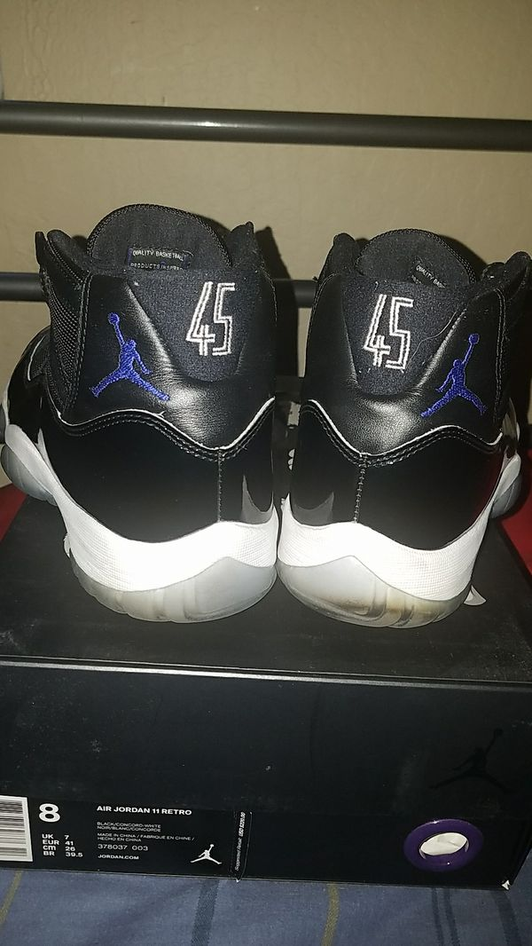 Spacejam 11s × champions TuneSquad  FREE  for Sale in Chandler ... 2be174200
