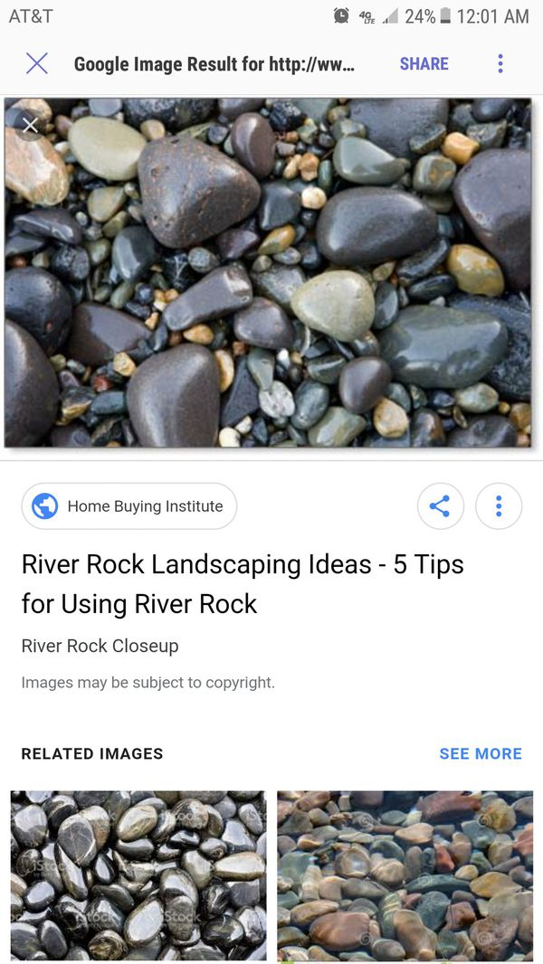 River Rock Need Gone Asap Free For Sale In Hanford Ca