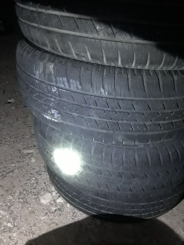 Used Tires 17s Auto Parts In Tucson Az Offerup